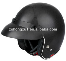 Open Face Carbon Fiber Helmet H901