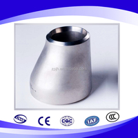Stainless steel eccentric pipe reducer dimensions