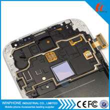 High quality display lcd for samsung galaxy s4 mini i9190 i9192 i9195 with touch screen and digiziter assembly