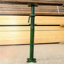 Tianjin SS Group Light Duty Galvanized Shoring System and Shoring Prop/Telescopic Support Pole