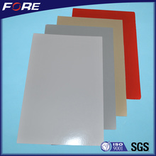 Flat Gel Coat FRP Smooth Fiberglass Laminate Sheet for walls Insulated Truck Bodies