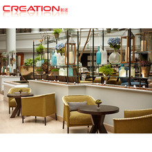 2017 new style commercial antique hotel lobby furniture
