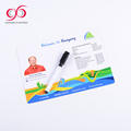 GOODADV custom kids whiteboard fridge magnet magnetic whiteboard stick on fridge