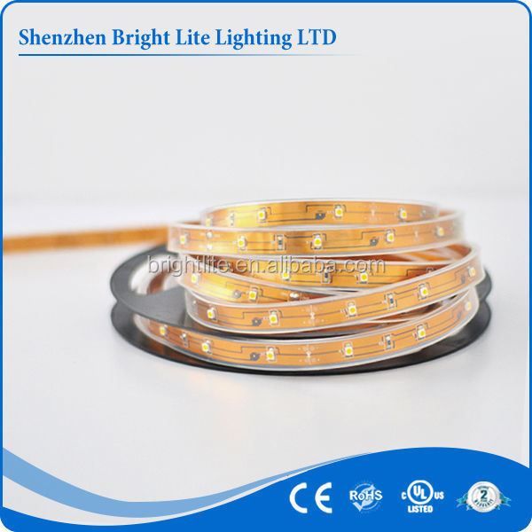 3528 Waterproof ip68 Blue 30led UL certificate small battery operated led strip light