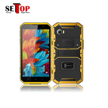 6.0 inch IP68 PROOFINGS W9 Smart Phone Waterproof Shockproof Dustproof Andriod 5.1 mobile phone