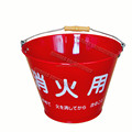 Galvanized Metal Buckets 12 liters