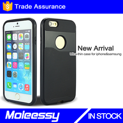 Unique drop resistance mobile phone case factory for iPhone 6 for hot sale