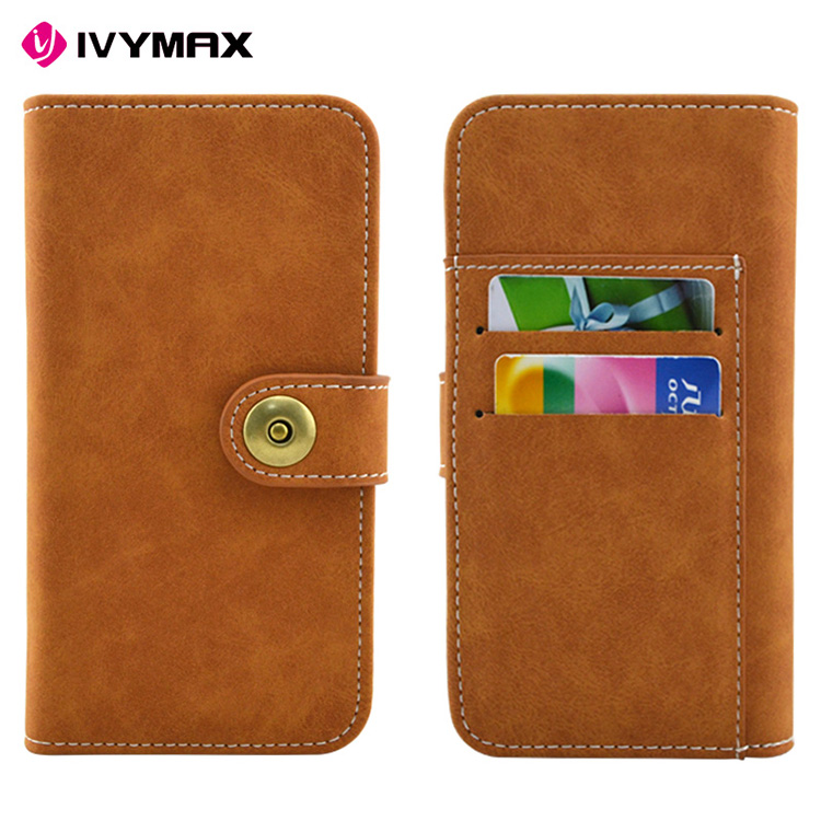IVYMAX New design Phone Leather Cases Case For Iphone 8