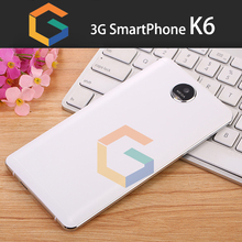 2017 free sample GST K6 3G smart phone 6.0 inch Original china china mobile phone free shipping
