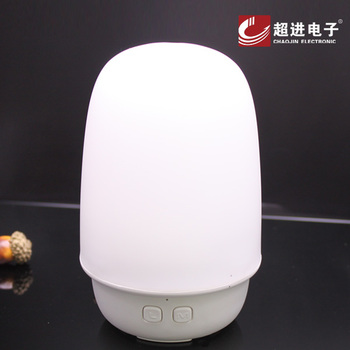 12W electric Wooden PP CJ-709 essentials oil steamer aroma diffuser