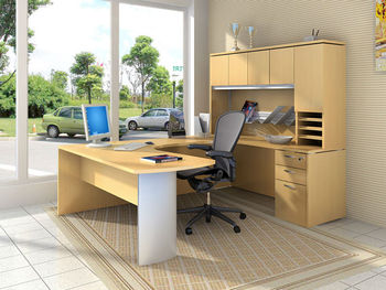 High end modern office furniture view high end modern office furniture friant cubespace - High end home office furniture ...