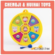 China supplier Hot selling mini safety toy custom magnetic dartboard