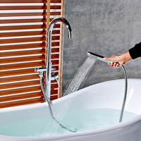 New Bathroom Products Free Standing Bath Tubs