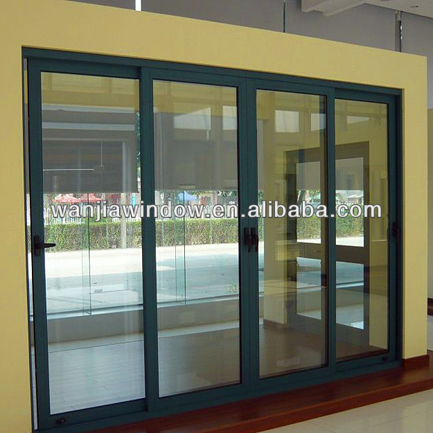 Wholesale aluminium pantry sliding doors