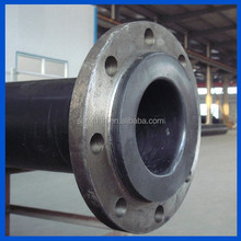 PN10 PN16 PN20 UHMWPE dredging pipe with active flanges