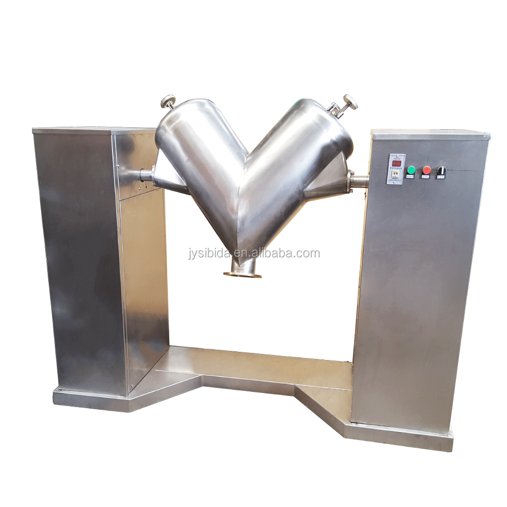 V type Pharmaceutic mixer V shape powder mixer V blender