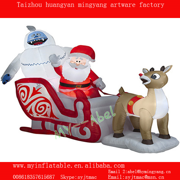 Holiday living inflatables
