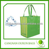 100 recycled pet bag