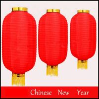 Waterproof Chinese Lanterns for 2017 Chinese New Year