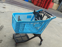 good quality trolley supermarket