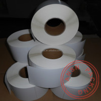 Thermal transfer shipping labels