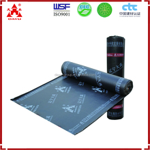 SBS 3mm Modified Bitumen Waterproofing Membrane for Underground