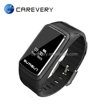 B7 bluetooth phone call smart bracelet, smart phone watch with speaker