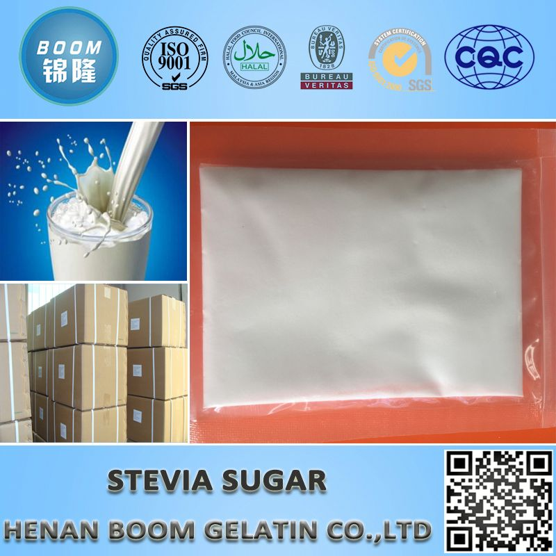 stevia extract with erythritol
