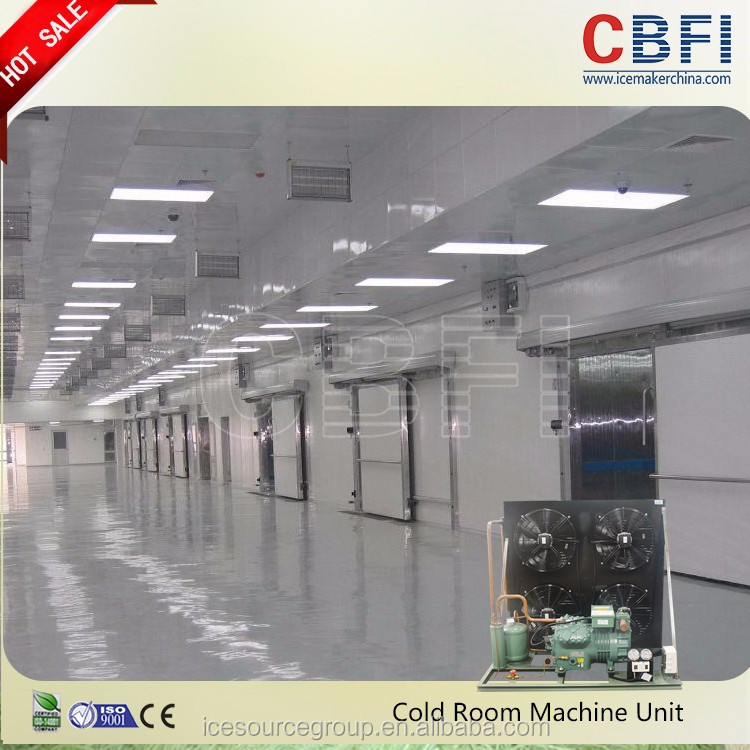 Excellent blast freezer cold room for plant