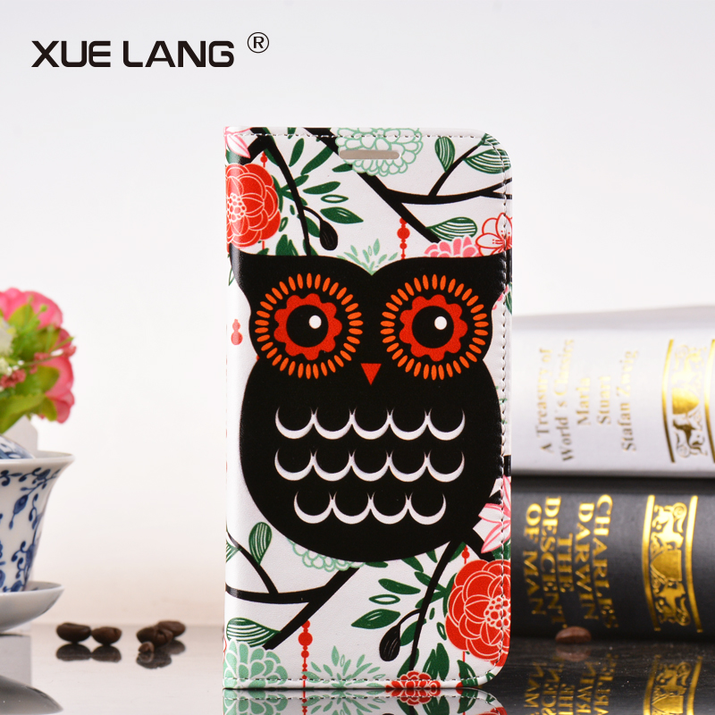 Soft wallet leather cell mobile phone case cover for HTC one M7