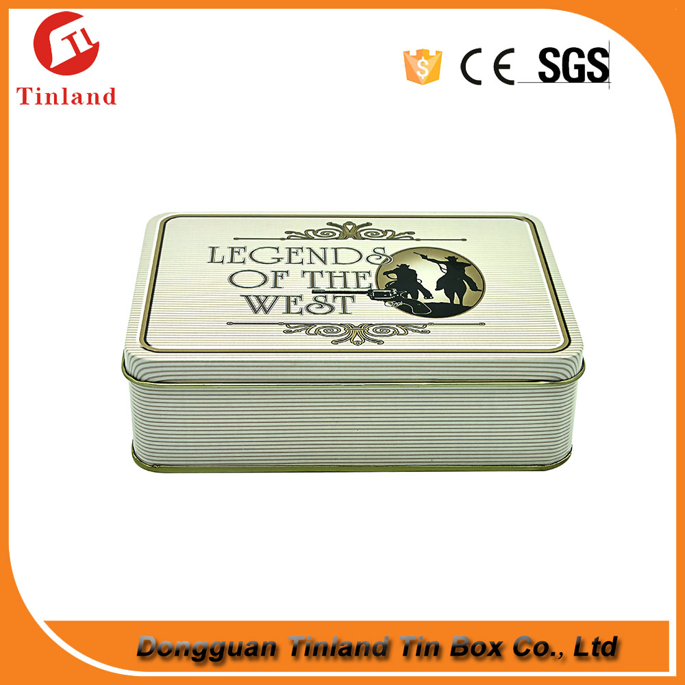 Customized Tin Box Metal Gift Card Tins Wholesale