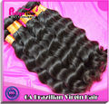 High Quality Natural Wave virgin brazilian hair extensions braid headband