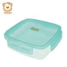 food plastic container storage box Compartment