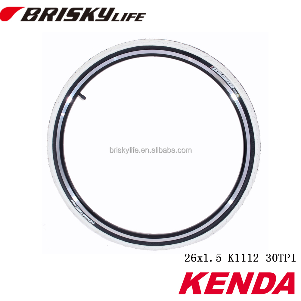 "26"" bike tire kenda colorful solid tyre new style"