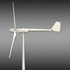 horizontal axis wind turbine 3kw cheap price , generator for wind power