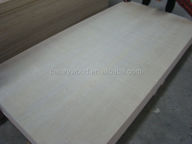 oversize birch plywood white / natural birch white birch plywood for the world's furniture