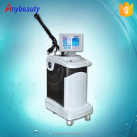 F7 Newest product fractional co2 laser burn scar removal