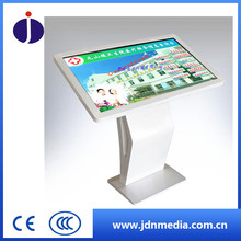 "43"" ad player wireless wifi kiosk digital led advertising adverting kiosk for indoor bus station"