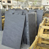 Precut big size grey slate,chinese roof slate tile price