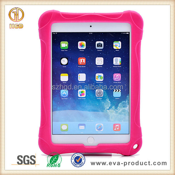 For Apple iPad Mini 2 Stand Shock Proof Plastic Computer Case