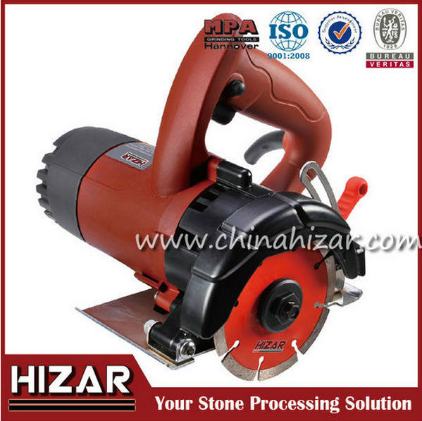 mini portable marble cutter machine with high quality diamond saw blade