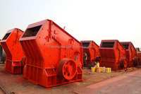 hot sale professional Clay Mine Impacting Crusher, Mobile Mineral Impact Crusher in huahong company