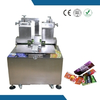 Operation specifications and Food grade cheese wafer box gluing machine