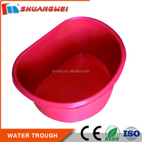 High End Universal hot product Plastic colorful water trough