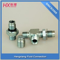 High accuracy hydraulic pipe fitting manufacture factory