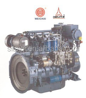 2015 New Model Weichai Deutz WP4/6 Series (WD615) Marine Diesel Engine