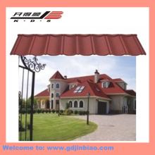 High Grade Color Coated Metal Roofing Tile for House