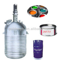 Chemical Reaction kettle/tank for sealant heating jacket