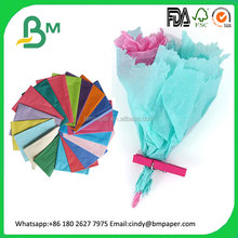 China Pape Mill Supply MF Acid Lint Free Wrapping Tissue Paper For Garment