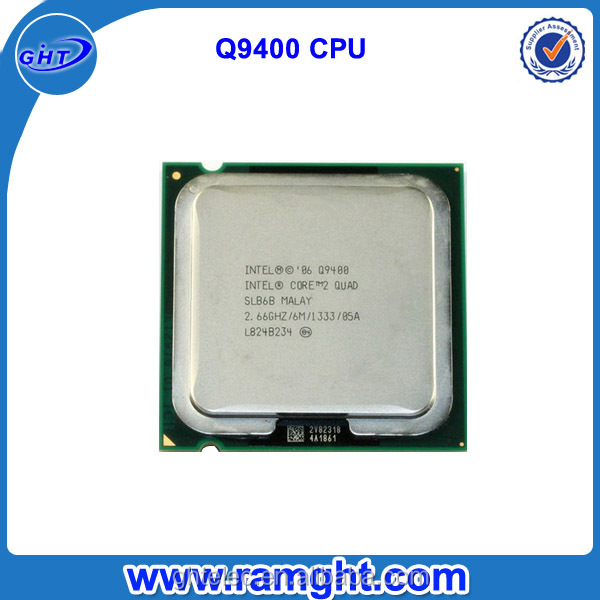 Q9400 6MB Cache 1333mhz lga775 socket quad-core cpu